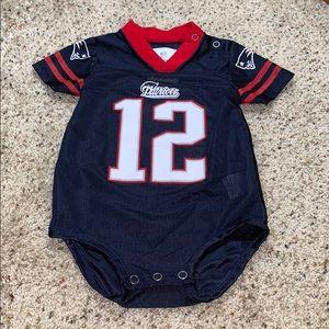 NFL New England Patriots Onesie - 6-9 Months